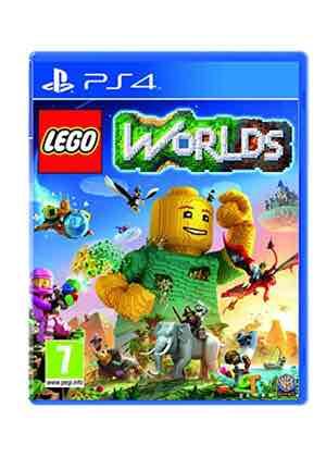 [base.com] Lego Worlds PS4/XBOX One (vorbesteller)