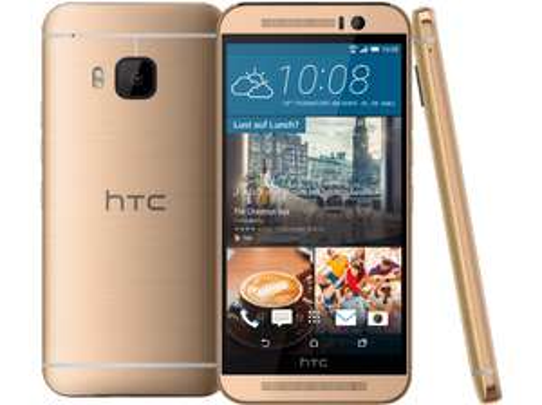 HTC One M9 (Prime Camera Edition) 16 GB in grau oder gold für 269€ @ Media Markt