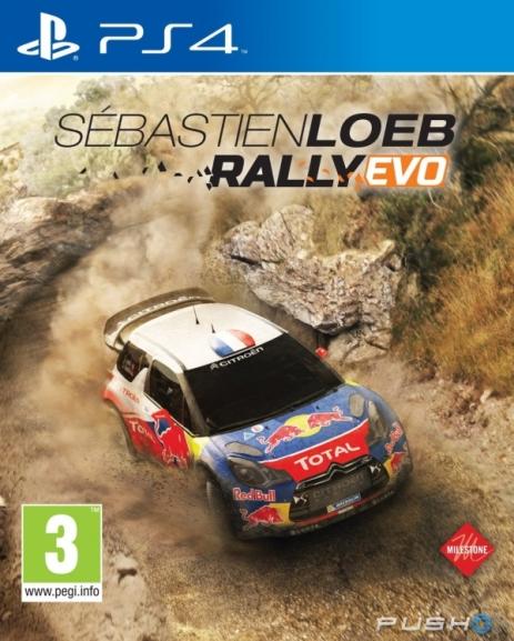 [expert - diverse Städte] PS4 Sébastien Loeb Rally Evo für 9,99€