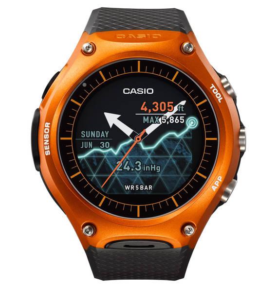 CASIO WSD-F10 Outdoor Smartwatch - Galeria Kaufhof - mit payback