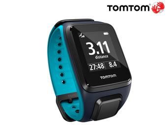 [ibood] TomTom Runner 2 Cardio + Music GPS-Sportuhr