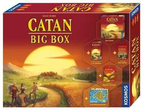 Catan Big Box für 34,99€ [Thalia.de]