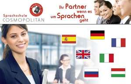[LOKAL München] Sprachkurs - Sprachschule Cosmopolitan