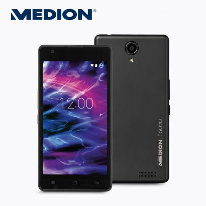 [ALDI NORD / 27.12.] Medion E5020 129€ / 5' / 32GB / 2GB RAM / LTE / Android 5.1