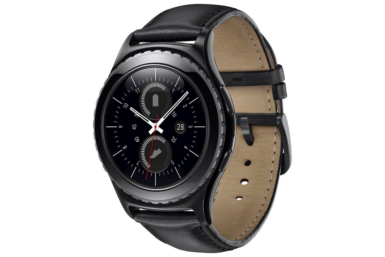 Samsung Gear S2 classic (Smartwatch, schwarz) inkl. Vsk für 221,03 € > [amazon.es]