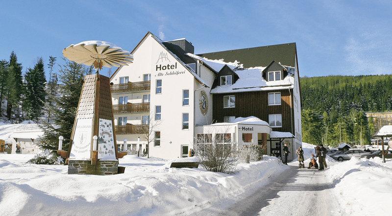 3 Nächte Erzgebirge,  4**** Hotel im Doppelzimmer mit Halbpension p. P. 82.- €