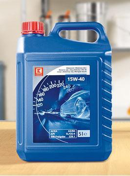 Kaufland 5.6.-9.6.: 5 Liter Kanister Motorenöl 15W-40 SL/CG-4