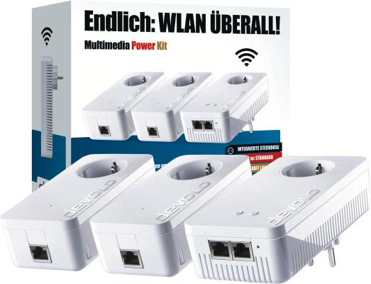 Devolo Multimedia Power Kit - Medimax aktuelle Werbung