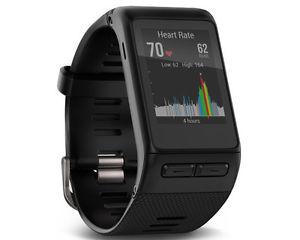 GARMIN Vivoactive HR Regular Black GPS   (wer ist der erste)