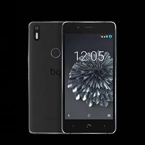 [Amazon] BQ Aquaris X5 Plus in schwarz 32 GB