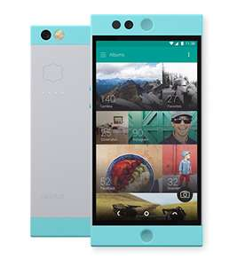 "[Amazon MP] Nextbit Robin Mint/Midnight (5,2"" FHD, Snapdragon 808, 3GB RAM, 32GB eMMC + 100GB Cloud, Android 6, Update auf 7!)"