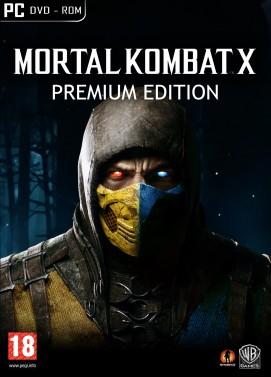 Mortal Kombat X Premium Edition (Steam) Stark reduziert!  6,84€