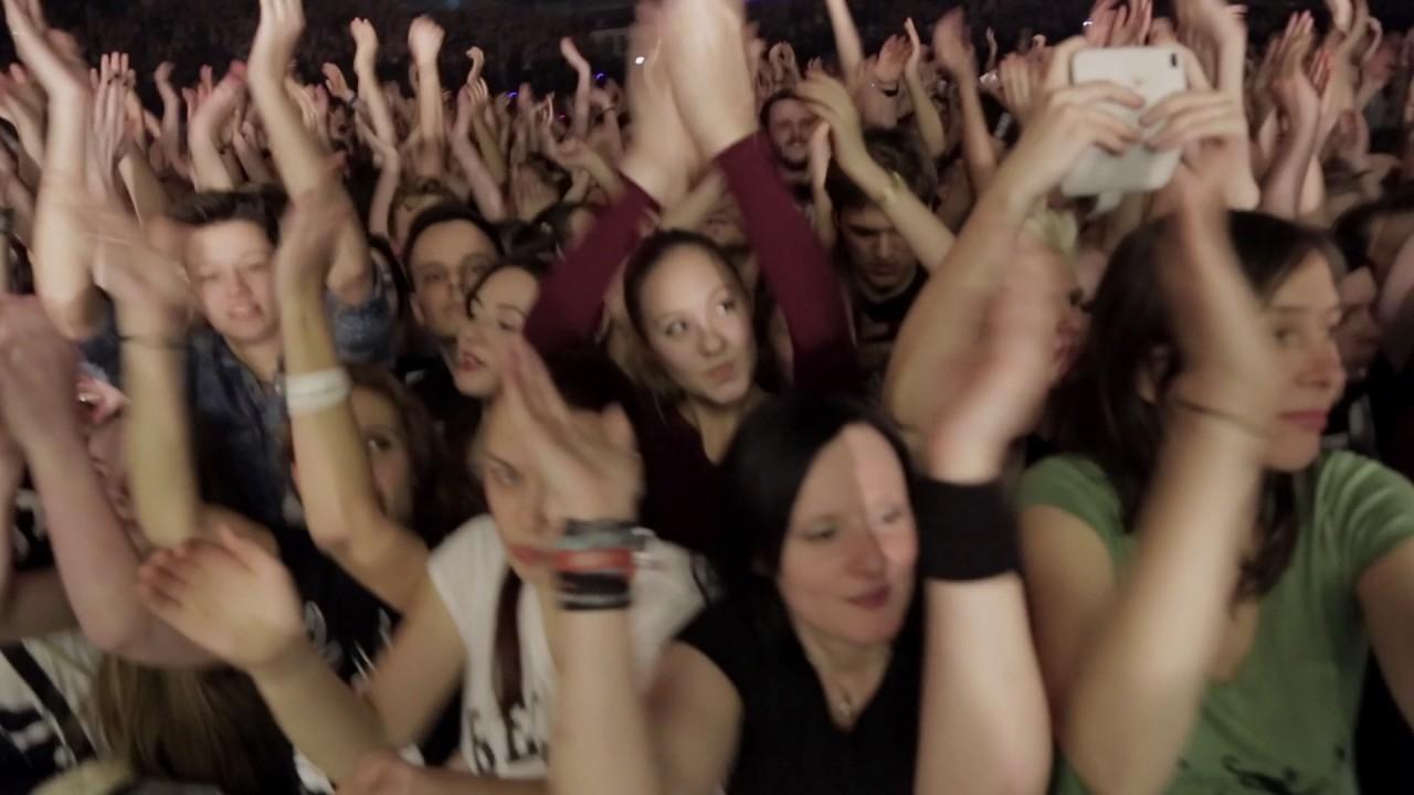 """Das komplette Kraftklub Konzert der """"Randale DVD"""" aus der Max-Schmeling-Halle kostenlos!"""