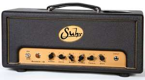 SUHR BADGER 18 HIGH END AMP GITARRENVERSTÄRKER