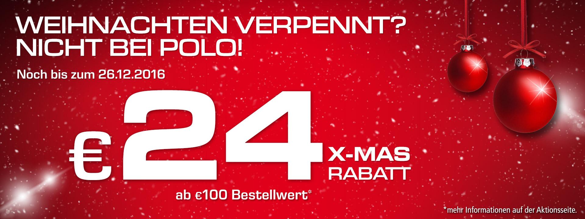 [Polo-Motorrad.de] 24% bei 100€ MBW