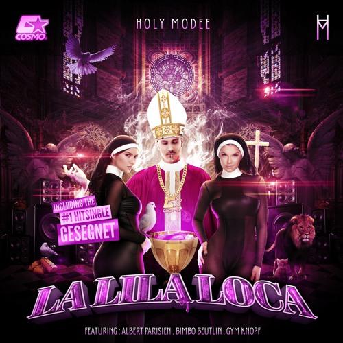 Newschool Hip-Hop: Holy Modee - Lalila Loca EP (Amirap auf Deutsch)