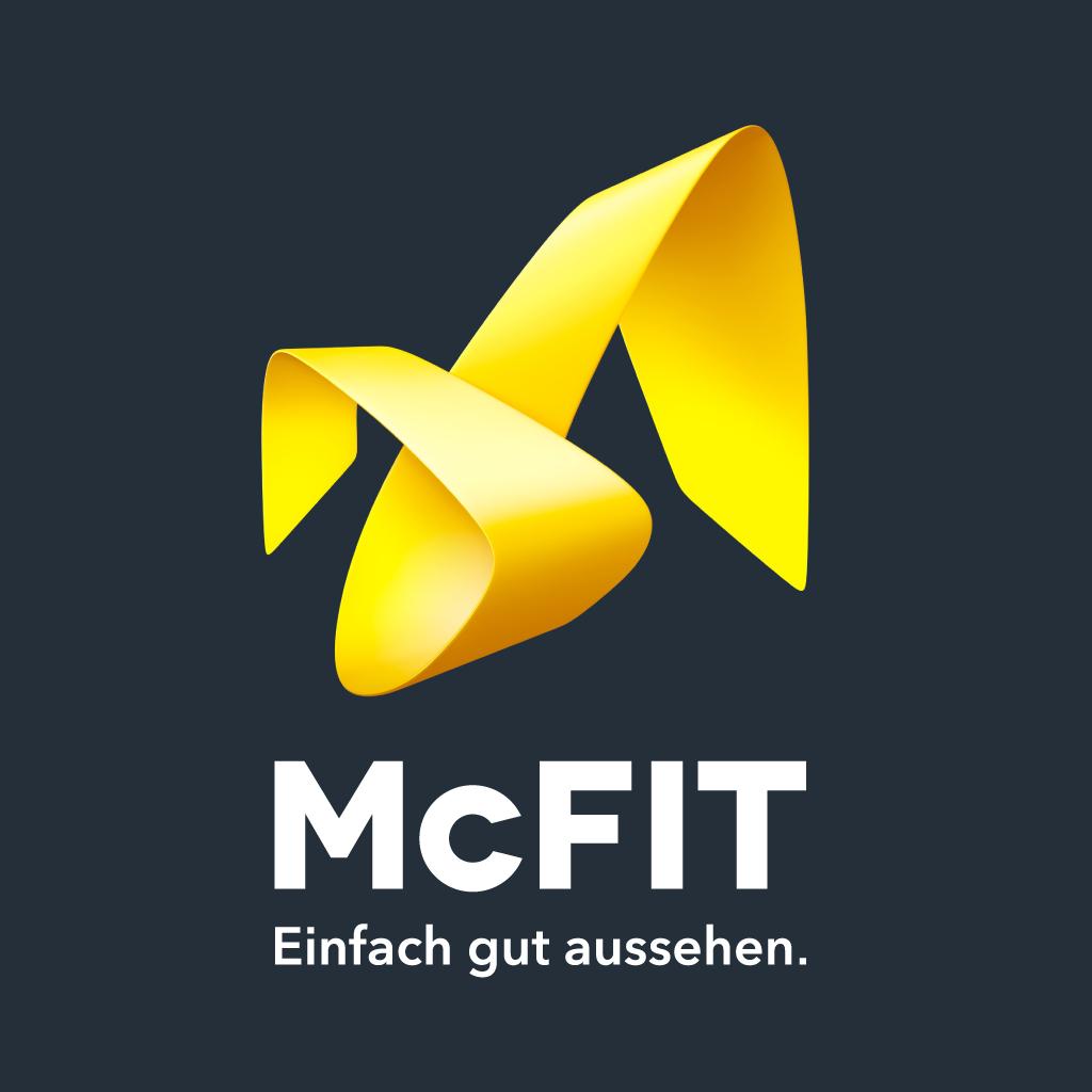10€ pro Monat für die 2.  Person mit der McFIT Partnerkarte