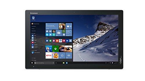 Lenovo Yoga Home 900 68,58cm (27 Zoll Full HD) All-in-One Desktop PC (Intel Core i7-5500U, 3GHz, 8GB RAM, 256GB SSD, NVIDIA GeForce GT940A 2 GB, Touchscreen,