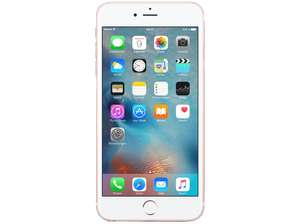 Apple iPhone 6s Plus 16 GB Roségold @mediamarkt.de