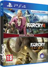 Far Cry Primal + Far Cry 4 (PS4 / XBO) für 35,08€ [Shopto]