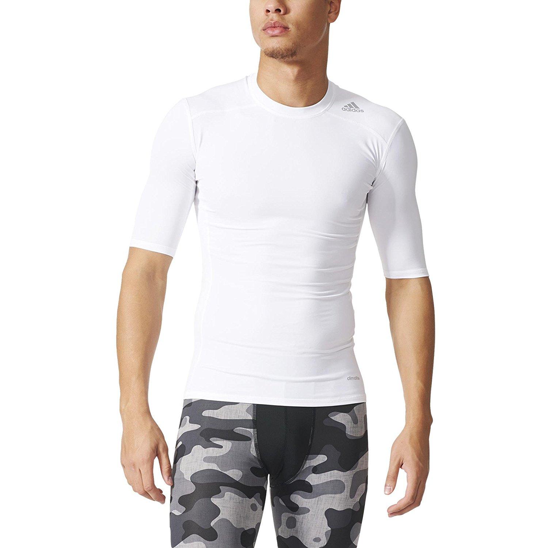 wieder verfügbar! Adidas Herren T-shirt TF Base SS Gr. L für 5,40€ statt 15,69€ [Amazon Prime]
