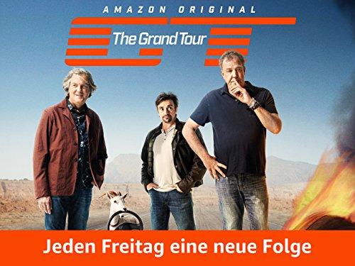 """""""The Grand Tour: Folge 1"""" kostenlos anschauen [ohne Prime]"""