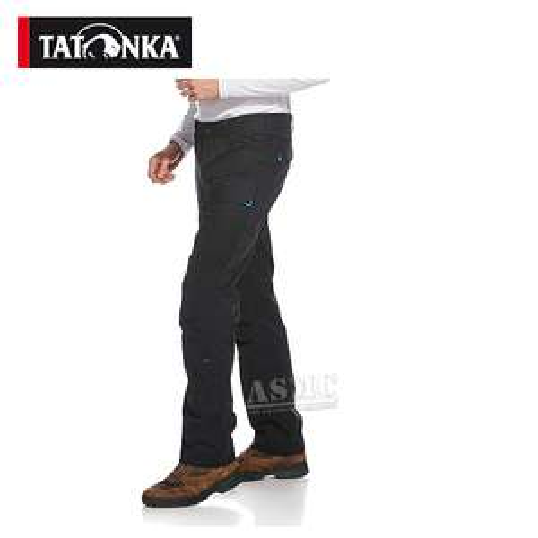 [ASMC] Tatonka Greendale M's Trekkinghose in schwarz für 65,98€ (VGP: ab 89,10€)