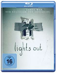 [Amazon.de Prime] Lights Out BluRay für 8,97€