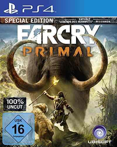 Far Cry Primal (100% Uncut) - Special Edition - [PlayStation/Xbox One] Amazon.de