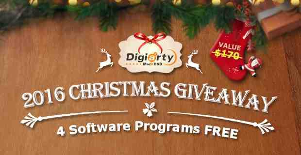 [Xmas Giveaway] 4 Mac-Programme GRATIS statt 160 Euro