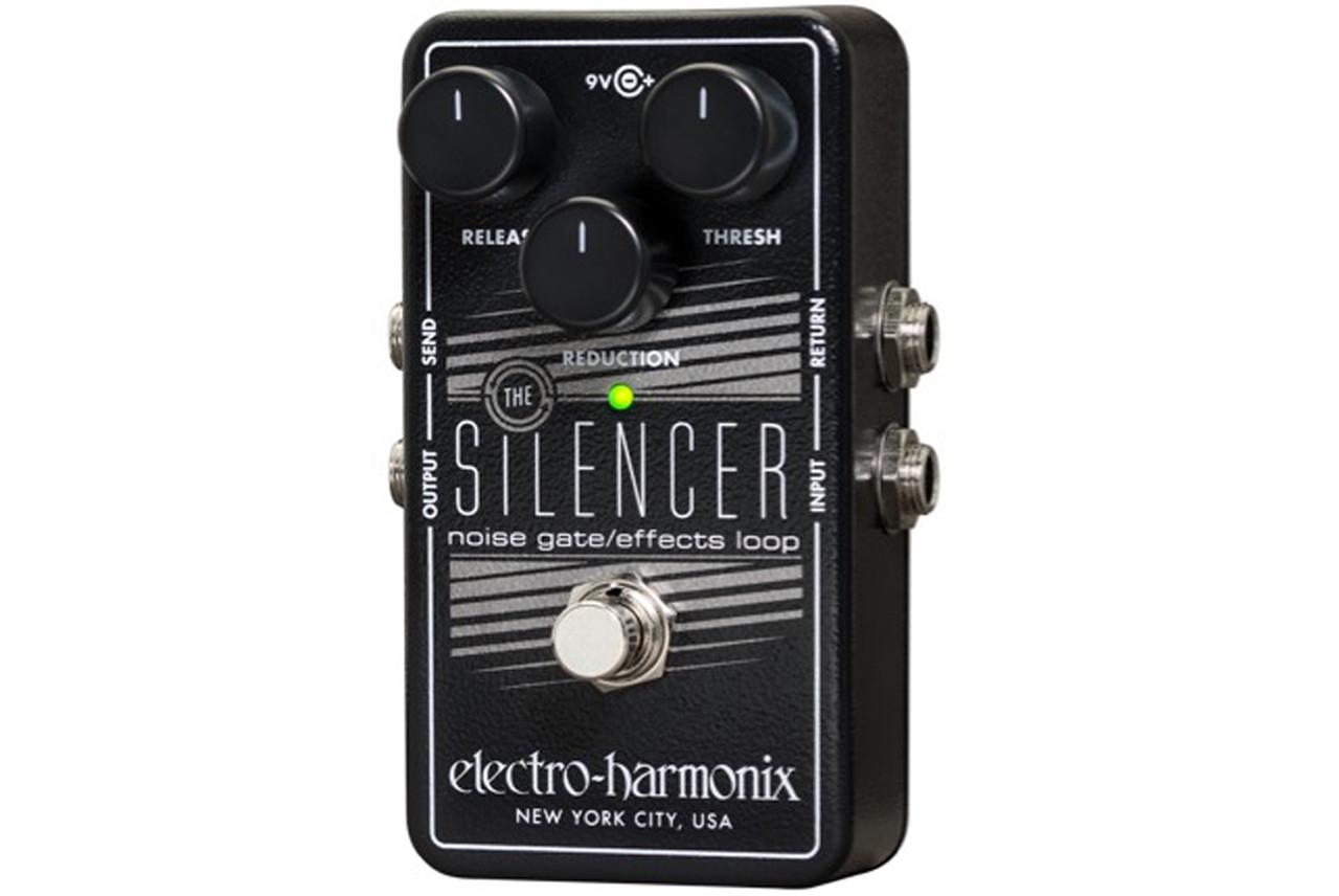 [Bax Shop] Electro Harmonix Silencer 2015 - Noise Gate - Effektpedal