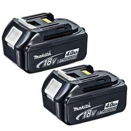 [Amazon.co.uk] Makita BL1840 18V 4 Ah Akku-Doppelpack für 94,58 € nur Prime-Mitglieder