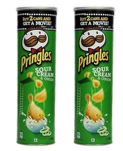 [Amazon] Pringles Sour Cream and Onion, 4er Pack (4 x 190 g)