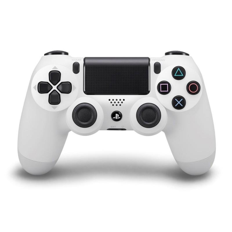 PS4 - Original Wireless DualShock 4 Controller - neuwertig - Glacier White - Versandkostenfrei