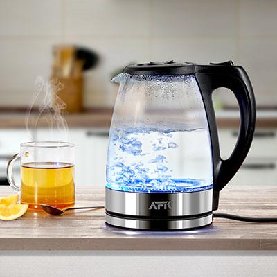 Wasserkocher von AFK Germany 1,7 Liter 2200 Watt