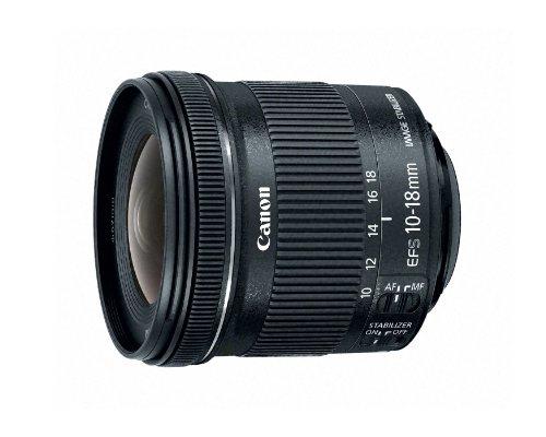 Canon EF-S 10-18mm - abzüglich 25€/30€ Cashback!