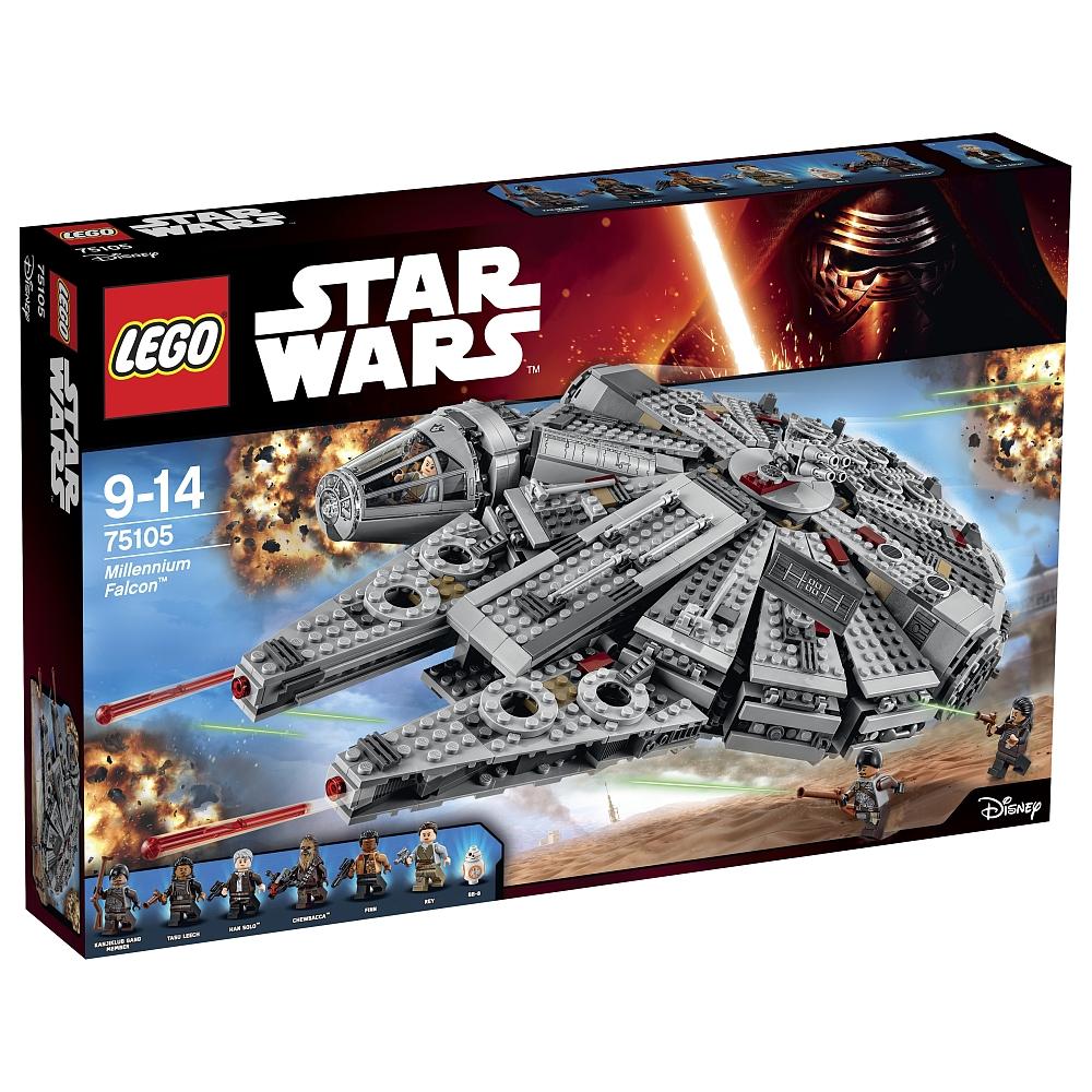 [Toys'r'us] An Weihnachten 2017 denken - 20% Rabatt auf Lego Star Wars, Technic, Architecture und Minecraft