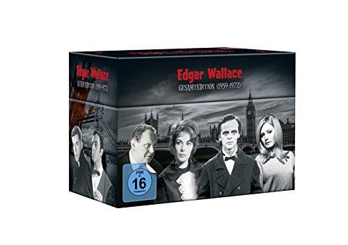 Bei Amazon: Edgar Wallace Gesamtedition (1959-1972) [33 DVDs] für 114,97 €