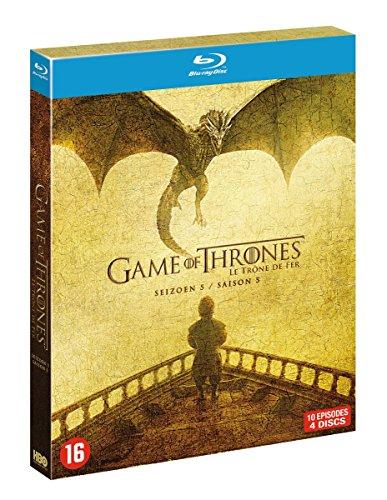 Game of Thrones - Staffel 5 [EU-Import mit Deutscher Sprache] (-26%)