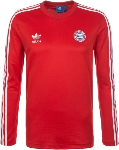 Adidas Sale in der Zalando Lounge, z.B. Adidas Originals Bayern Langarmshirt für 27€ + VSK statt 48,96€