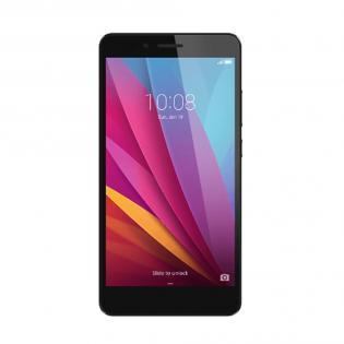 Honor 5X LTE + Dual-SIM (5,5'' FHD IPS, Snapdragon 616 Octacore, 2GB RAM, 16GB eMMC, 13MP + 5MP mit Dual-Blitz, Metallgehäuse, Fingerabdrucksensor, kein Hybrid-Slot, 3000mAh, Android 6) für 155,99€ [Redcoon]