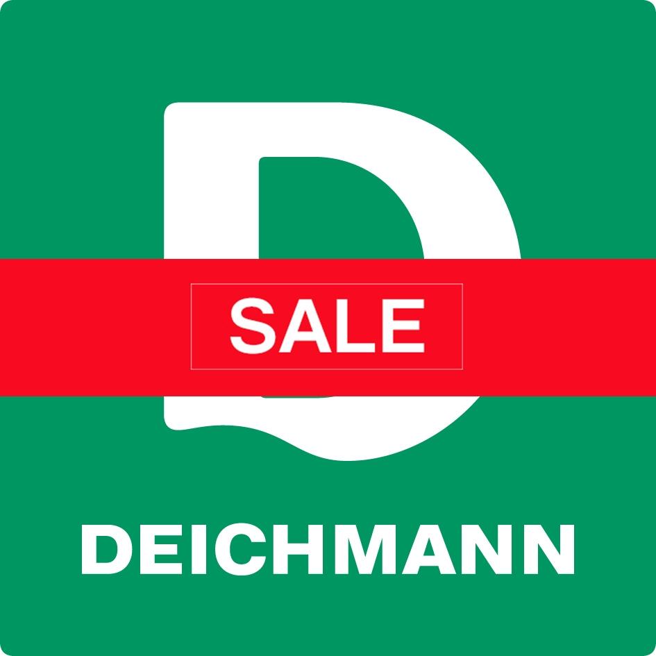 Sale mit bis zu 50% Rabatt + 50% auf das 2. Paar & Versandkostenfrei [Deichmann]