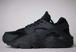 Nike Huarache RUN schwarz für Männer in den Größen 41-42-43-44