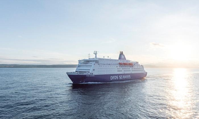 """Groupon : 3 Tage Minikreuzfahrt """"Cruise & Dine"""" für Zwei inkl. Halbpension mit DFDS - Amsterdam-Newcastle - Nur 198 € statt 396 €"""