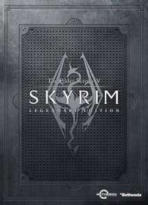 The Elder Scrolls V: Skyrim Legendary Edition (Steam) 81% Rabatt