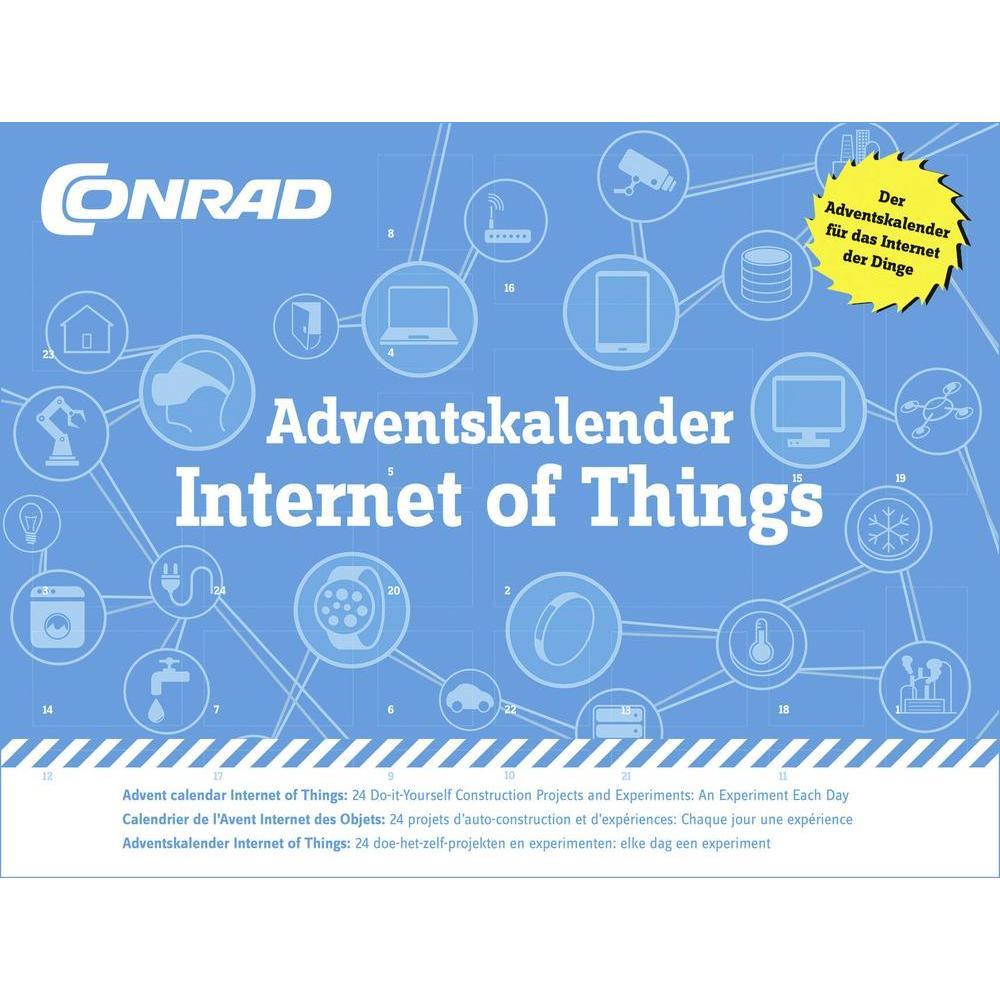 [Lokal - Conrad Mainz] Adventskalender Internet of Things
