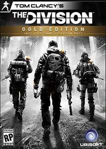 [Amazon.com] The Division Gold Edition (Uplay) Digital Key