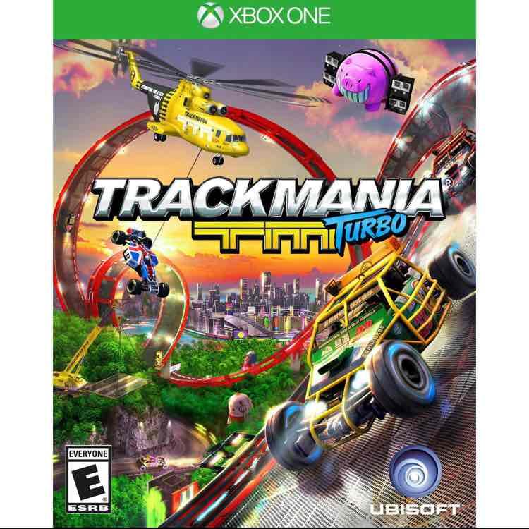 [Media Markt] TrackMania Turbo - Xbox One & PS 4