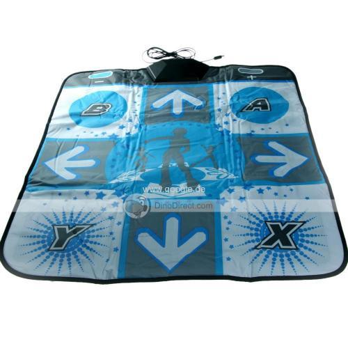 Wii Tanzmatte / Tanzpad  3,99 €  @SUDI (Lokal Bremen/Netto Marken-Discount)