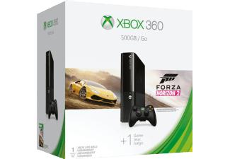 MICROSOFT Xbox 360 500GB Forza Horizon 2 Bundle versandkostenfrei MediaMarkt